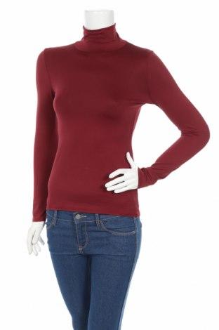 Γυναικείο ζιβάγκο Zara, Μέγεθος S, Χρώμα Κόκκινο, 92% πολυαμίδη, 8% ελαστάνη, Τιμή 13,37€