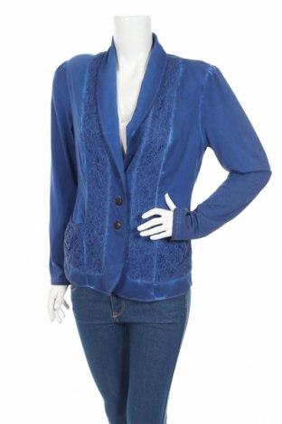 Γυναικείο σακάκι, Μέγεθος M, Χρώμα Μπλέ, Τιμή 15,43€