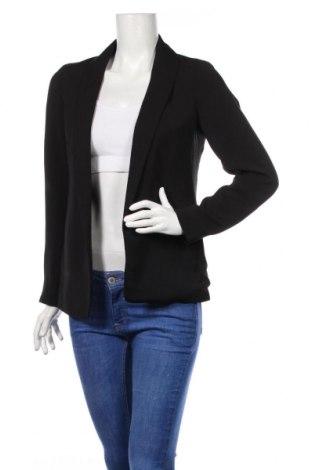 Γυναικείο σακάκι Amisu, Μέγεθος M, Χρώμα Μαύρο, Πολυεστέρας, Τιμή 15,43€