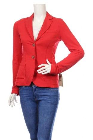 Dámske sako  Camel Active, Veľkosť XS, Farba Červená, 94% bavlna, 6% elastan, Cena  61,34€
