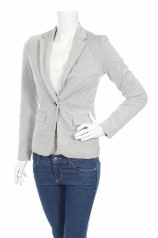 Γυναικείο σακάκι Orsay, Μέγεθος XXS, Χρώμα Γκρί, 73% πολυεστέρας, 25% βισκόζη, 2% ελαστάνη, Τιμή 15,43€