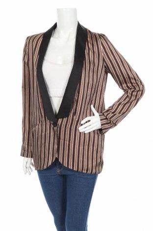 Γυναικείο σακάκι Sisley, Μέγεθος L, Χρώμα Πολύχρωμο, Πολυεστέρας, Τιμή 20,98€