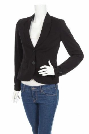 Γυναικείο σακάκι Yessica, Μέγεθος XS, Χρώμα Μαύρο, 61% πολυεστέρας, 33% βισκόζη, 6% ελαστάνη, Τιμή 25,92€