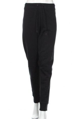 Damskie spodnie sportowe Nike, Rozmiar 3XL, Kolor Czarny, 69% bawełna, 31% poliester, Cena 81,75zł