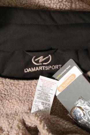 Дамско спортно яке Damart Sport, Размер M, Цвят Зелен, Полиестер, Цена 38,15лв.