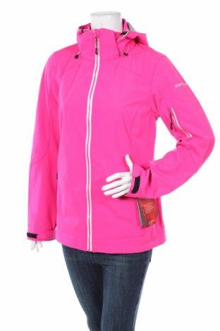 Дамско спортно яке Icepeak, Размер XL, Цвят Розов, Полиестер, Цена 54,50лв.