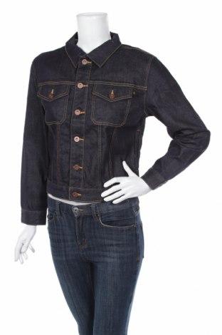 Dámska bunda  Le Mont Saint Michel, Veľkosť M, Farba Modrá, 98% bavlna, 2% elastan, Cena  76,80€
