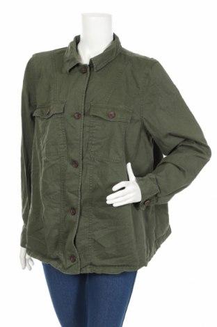 Geacă de femei Old Navy, Mărime XL, Culoare Verde, Bumbac, Preț 116,98 Lei