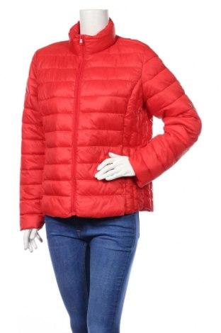 Γυναικείο μπουφάν Primark, Μέγεθος L, Χρώμα Κόκκινο, Πολυαμίδη, Τιμή 23,38€