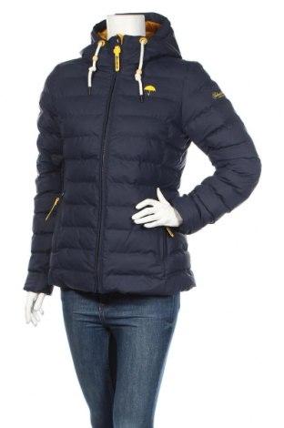 Γυναικείο μπουφάν Schmuddelwedda, Μέγεθος S, Χρώμα Μπλέ, Πολυουρεθάνης, Τιμή 53,58€