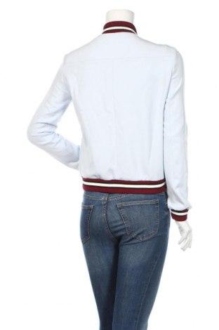 Дамско яке Set, Размер XS, Цвят Син, 63% полиестер, 27% вискоза, 7% памук, 3% еластан, Цена 164,25лв.