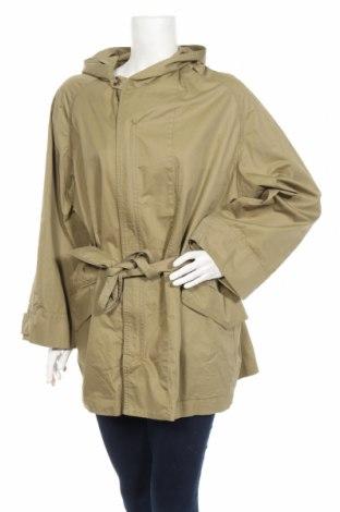 Dámska bunda  Ten117, Veľkosť M, Farba Zelená, Bavlna, Cena  26,72€