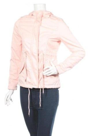 Γυναικείο μπουφάν Urban Classics, Μέγεθος XS, Χρώμα Ρόζ , 60% βαμβάκι, 40% πολυεστέρας, Τιμή 17,31€