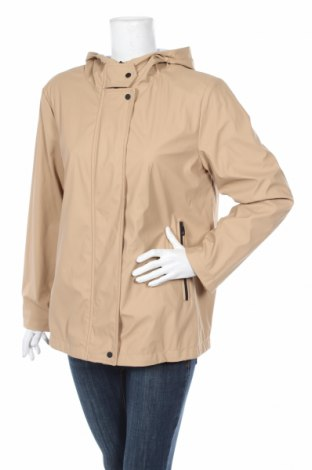 Dámska bunda  Zara, Veľkosť L, Farba Béžová, Polyester, Cena  26,72€