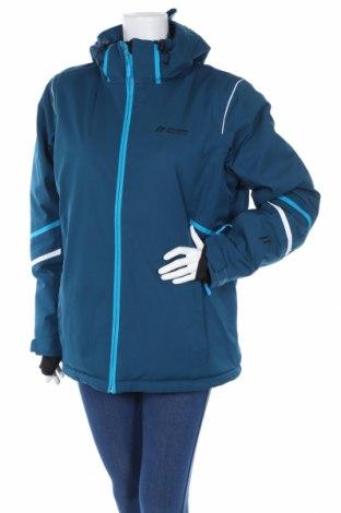 Дамско яке за зимни спортове Maier Sports, Размер XL, Цвят Син, 100% полиестер, Цена 290,95лв.