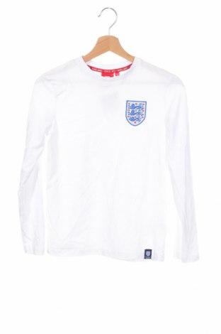 Детска блуза England, Размер 11-12y/ 152-158 см, Цвят Бял, Памук, Цена 18,72лв.