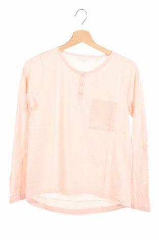 Bluză de copii Esprit, Mărime 13-14y/ 164-168 cm, Culoare Roz, Bumbac, Preț 68,21 Lei