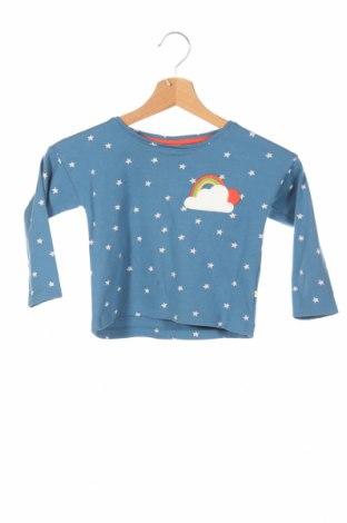 Παιδική μπλούζα Frugi, Μέγεθος 3-4y/ 104-110 εκ., Χρώμα Μπλέ, Βαμβάκι, Τιμή 11,87€