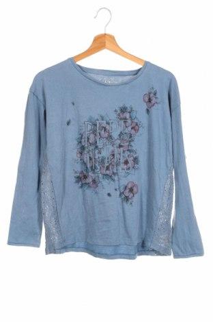 Detská blúzka  Pepe Jeans, Veľkosť 12-13y/ 158-164 cm, Farba Modrá, Bavlna, Cena  28,01€