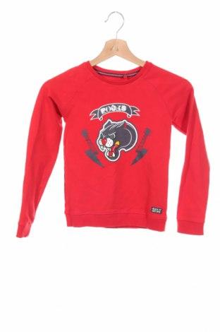 Детска блуза Quapi, Размер 6-7y/ 122-128 см, Цвят Червен, 95% памук, 5% еластан, Цена 18,72лв.