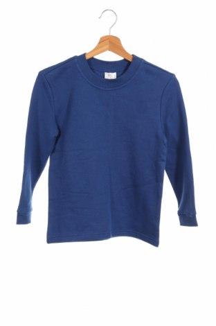 Детска блуза Target, Размер 7-8y/ 128-134 см, Цвят Син, Памук, полиестер, Цена 4,46лв.