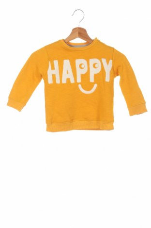 Bluză de copii, Mărime 18-24m/ 86-98 cm, Culoare Galben, Preț 68,21 Lei