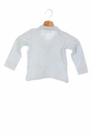 Детска блуза Zara, Размер 18-24m/ 86-98 см, Цвят Син, Памук, Цена 18,75лв.