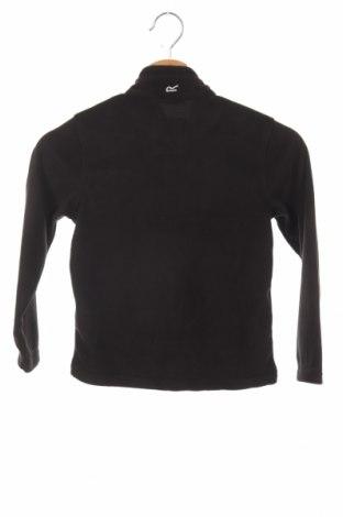 Детска поларена блуза Regatta, Размер 6-7y/ 122-128 см, Цвят Черен, Полиестер, Цена 16,80лв.
