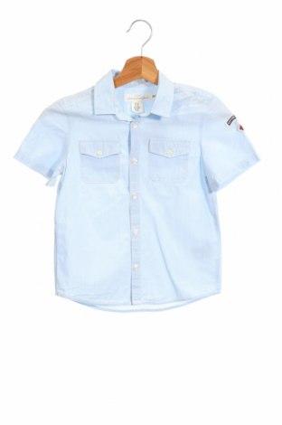 Детска риза H&M L.o.g.g, Размер 7-8y/ 128-134 см, Цвят Син, Памук, Цена 18,90лв.