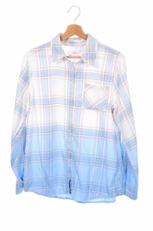 Dětská košile  Justice, Rozměr 15-18y/ 170-176 cm, Barva Vícebarevné, 59% bavlna, 40% polyamide, 1% kovové nitě, Cena  250,00Kč