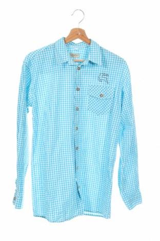 Dětská košile  Land Haus, Rozměr 15-18y/ 170-176 cm, Barva Modrá, Cena  250,00Kč
