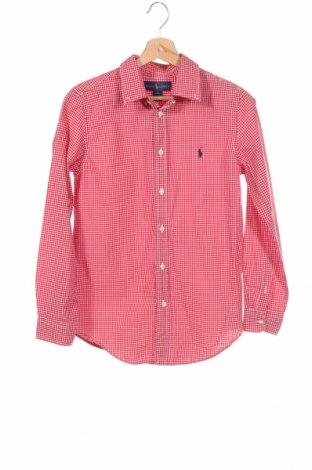 Dětská košile  Ralph Lauren, Rozměr 14-15y/ 168-170 cm, Barva Červená, Bavlna, Cena  437,00Kč