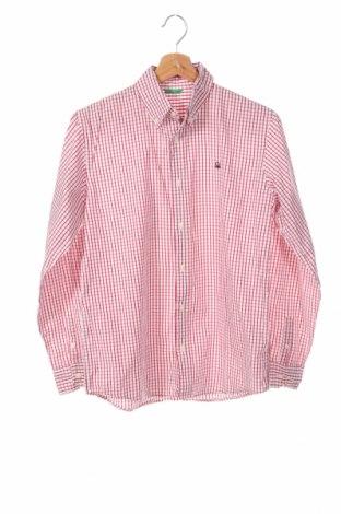 Dětská košile  United Colors Of Benetton, Rozměr 12-13y/ 158-164 cm, Barva Bílá, Bavlna, Cena  391,00Kč