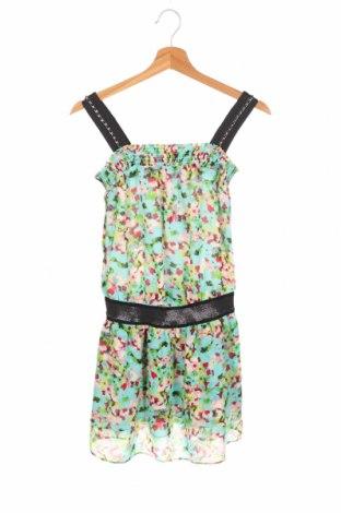 Детска рокля, Размер 11-12y/ 152-158 см, Цвят Многоцветен, Цена 5,46лв.