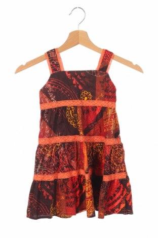 Detské šaty  Aller, Veľkosť 3-4y/ 104-110 cm, Farba Viacfarebná, Bavlna, Cena  14,30€