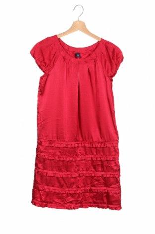 Dětské šaty  Gap Kids, Rozměr 14-15y/ 168-170 cm, Barva Červená, Polyester, Cena  421,00Kč
