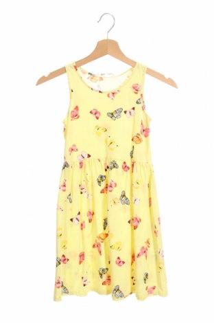 Детска рокля H&M, Размер 8-9y/ 134-140 см, Цвят Многоцветен, Памук, Цена 21,00лв.