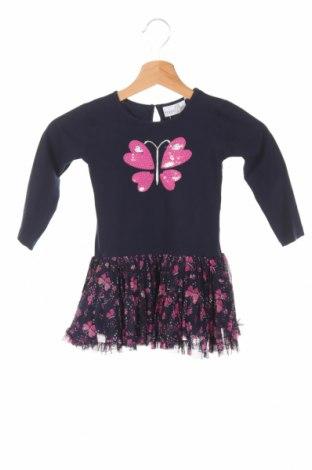 Detské šaty  Happy Girls By Eisend, Veľkosť 18-24m/ 86-98 cm, Farba Modrá, Cena  15,59€