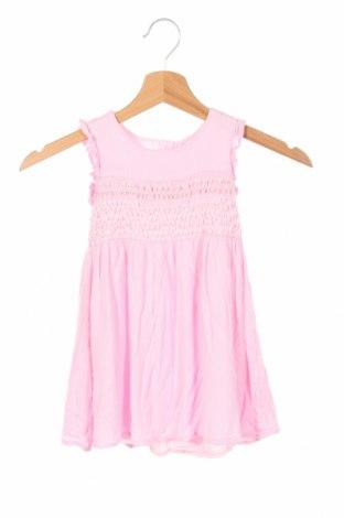Detské šaty  Happy Girls By Eisend, Veľkosť 2-3y/ 98-104 cm, Farba Ružová, Viskóza, Cena  15,80€