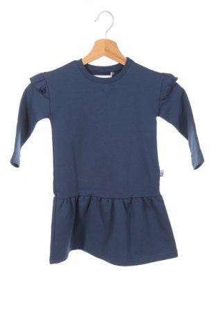 Detské šaty  Lamino, Veľkosť 18-24m/ 86-98 cm, Farba Fialová, 95% bavlna, 5% elastan, Cena  15,59€