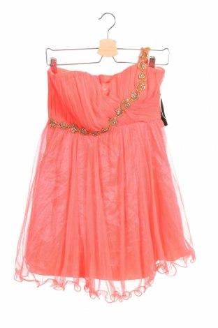 Dětské šaty  My Michelle, Rozměr 12-13y/ 158-164 cm, Barva Růžová, Cena  907,00Kč
