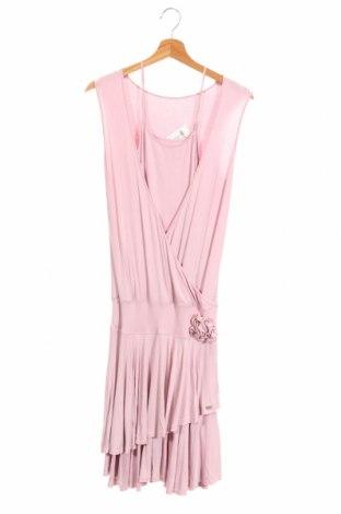 Детска рокля Ted Baker, Размер 15-18y/ 170-176 см, Цвят Розов, 95% вискоза, 5% еластан, Цена 79,04лв.