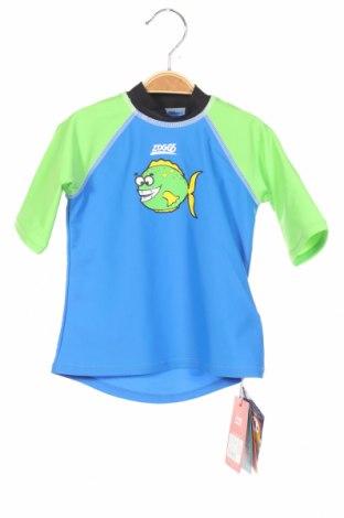 Детска тениска Zoggs, Размер 9-12m/ 74-80 см, Цвят Син, 80% полиамид, 20% еластан, Цена 35,00лв.