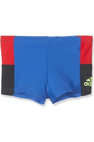 Costum de baie pentru copii Adidas, Mărime 15-18y/ 170-176 cm, Culoare Albastru, 78% poliamidă, 22% elastan, Preț 73,89 Lei