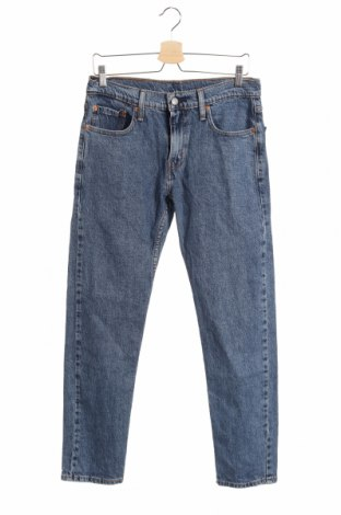 Dziecięce jeansy Levi's, Rozmiar 15-18y/ 170-176 cm, Kolor Niebieski, 75% bawełna, 24% tencel, 1% elastyna, Cena 127,65zł