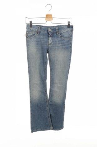 Dziecięce jeansy Replay & Sons, Rozmiar 13-14y/ 164-168 cm, Kolor Niebieski, 98% bawełna, 2% elastyna, Cena 183,60zł