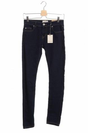Dziecięce jeansy Review, Rozmiar 13-14y/ 164-168 cm, Kolor Niebieski, 74% bawełna, 24% poliester, 2% elastyna, Cena 96,20zł