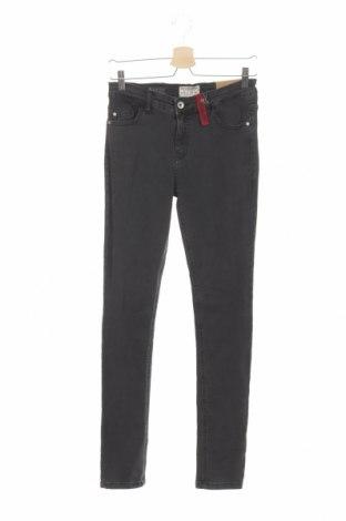 Dziecięce jeansy Review, Rozmiar 14-15y/ 168-170 cm, Kolor Szary, 73% bawełna, 25% poliester, 2% elastyna, Cena 122,50zł