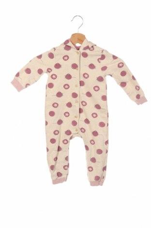 Παιδική σαλοπέτα Belly Button, Μέγεθος 12-18m/ 80-86 εκ., Χρώμα Γκρί, 95% βαμβάκι, 5% ελαστάνη, Τιμή 9,80€