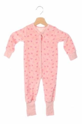 Παιδική σαλοπέτα Kanz, Μέγεθος 6-9m/ 68-74 εκ., Χρώμα Ρόζ , 80% βαμβάκι, 20% πολυεστέρας, Τιμή 7,22€